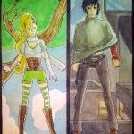 Gwen e Xavier by Gilda Profeti