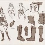 Concept vari per Gwen
